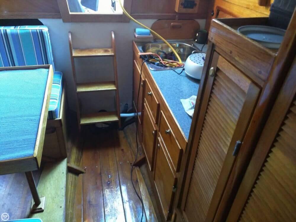 2009 Homebuilt boat for sale, model of the boat is 22 Motorsailer & Image # 22 of 40