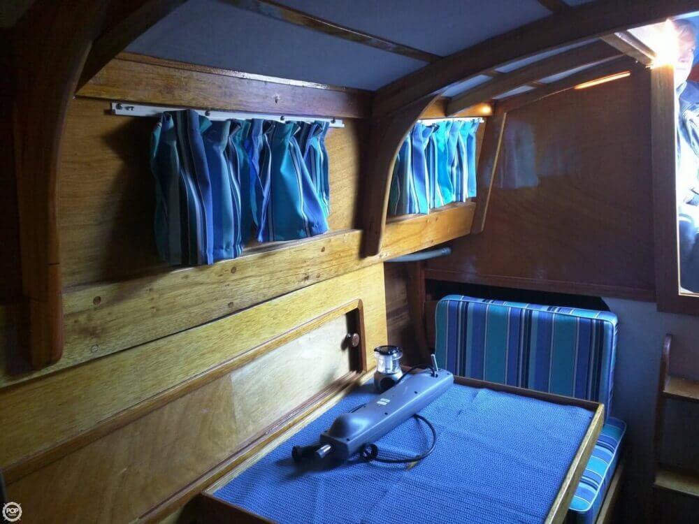 2009 Homebuilt boat for sale, model of the boat is 22 Motorsailer & Image # 23 of 40