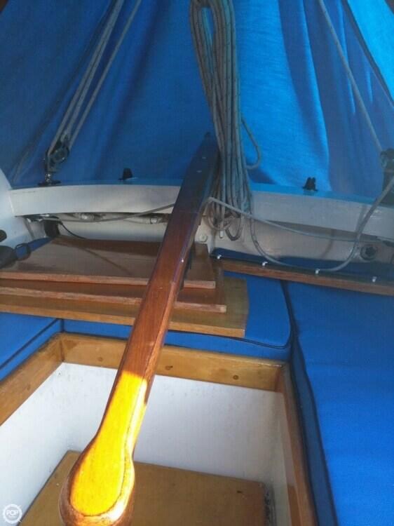 2009 Homebuilt boat for sale, model of the boat is 22 Motorsailer & Image # 30 of 40