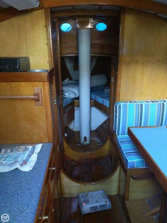 2009 Homebuilt boat for sale, model of the boat is 22 Motorsailer & Image # 33 of 40