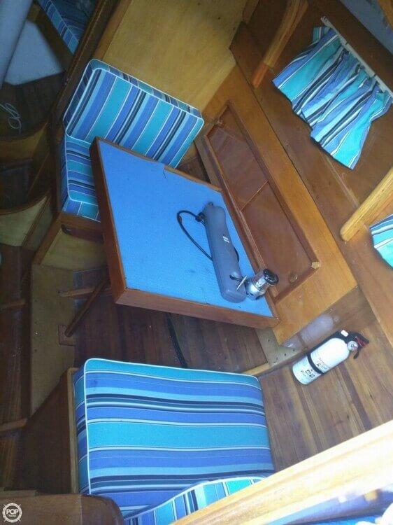 2009 Homebuilt boat for sale, model of the boat is 22 Motorsailer & Image # 35 of 40