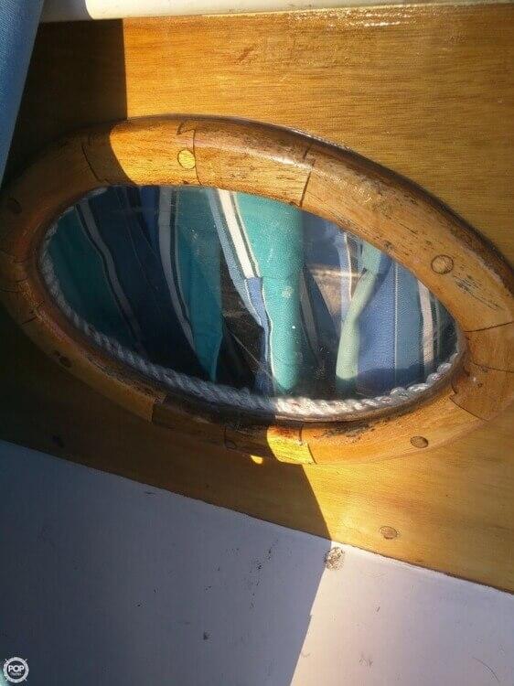 2009 Homebuilt boat for sale, model of the boat is 22 Motorsailer & Image # 36 of 40