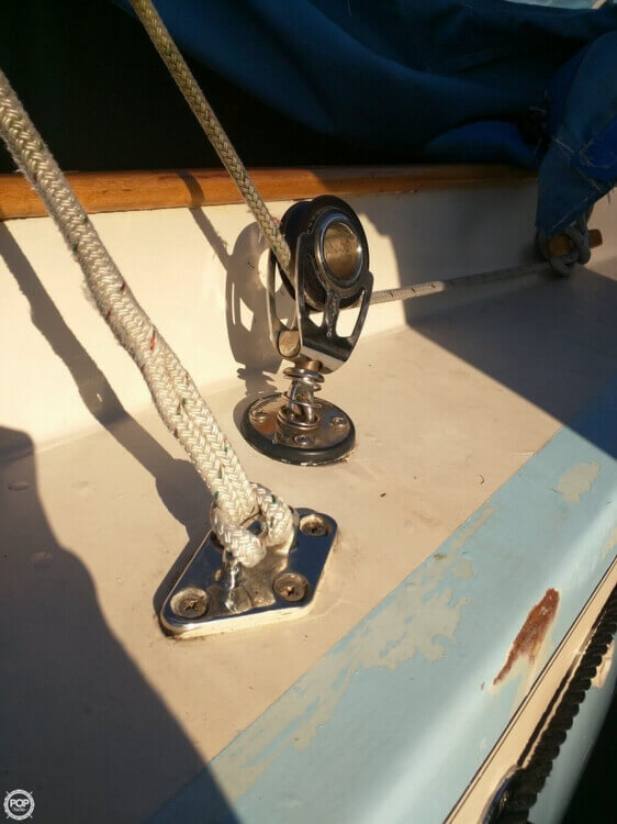 2009 Homebuilt boat for sale, model of the boat is 22 Motorsailer & Image # 37 of 40