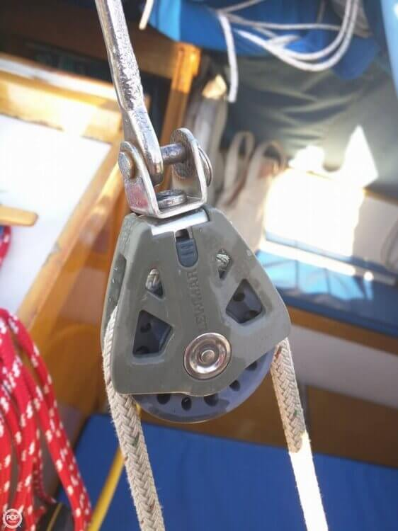 2009 Homebuilt boat for sale, model of the boat is 22 Motorsailer & Image # 38 of 40
