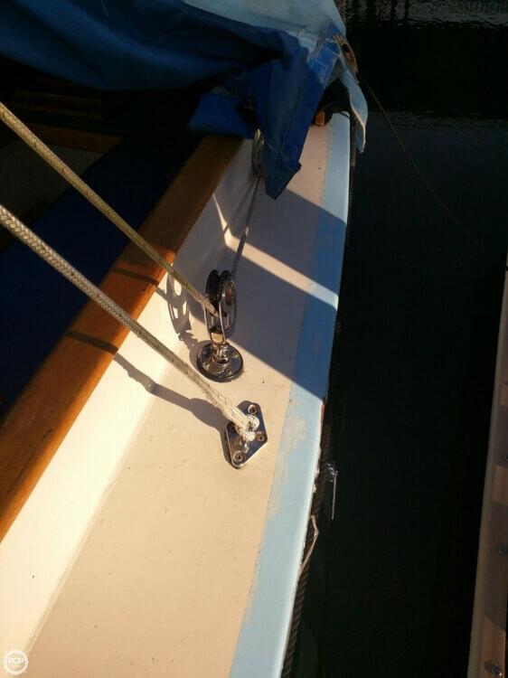 2009 Homebuilt boat for sale, model of the boat is 22 Motorsailer & Image # 39 of 40