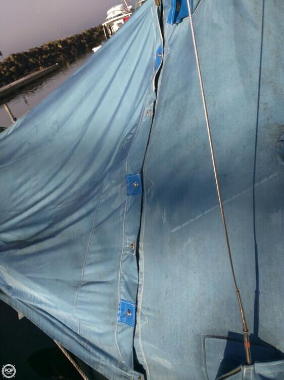 2009 Homebuilt boat for sale, model of the boat is 22 Motorsailer & Image # 40 of 40