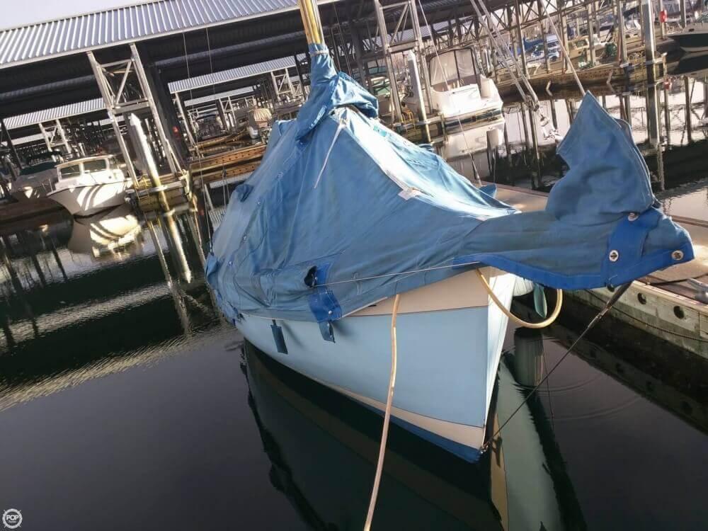 2009 Homebuilt boat for sale, model of the boat is 22 Motorsailer & Image # 6 of 40