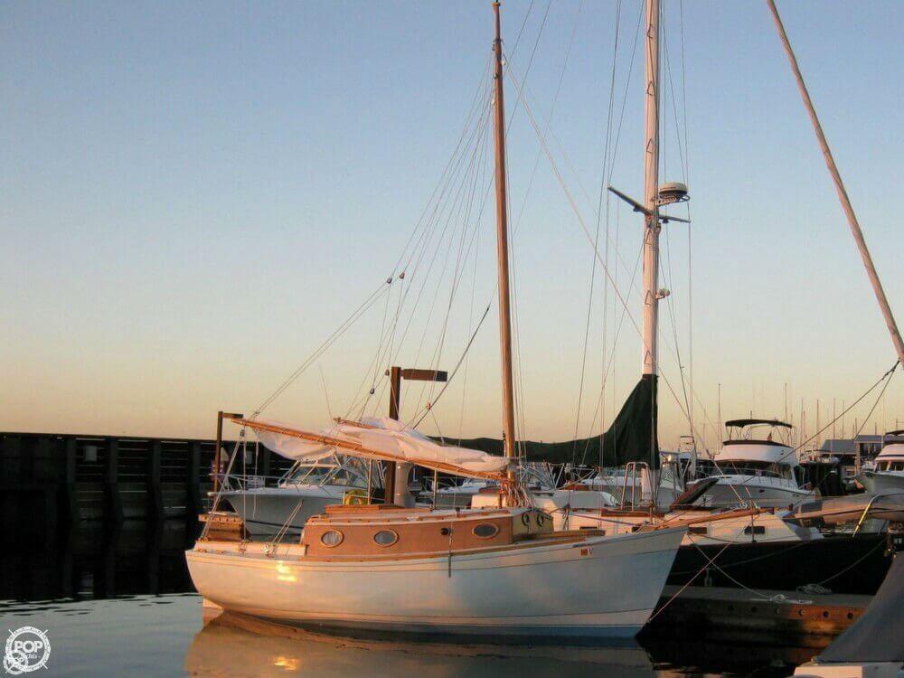 2009 Homebuilt boat for sale, model of the boat is 22 Motorsailer & Image # 4 of 40