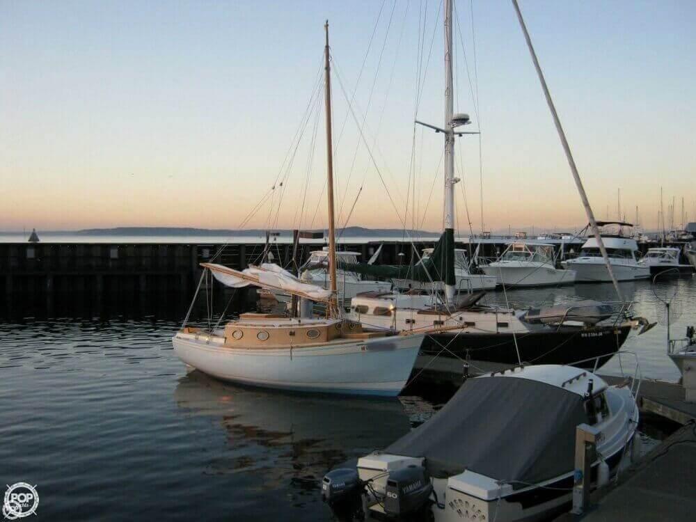 2009 Homebuilt boat for sale, model of the boat is 22 Motorsailer & Image # 5 of 40
