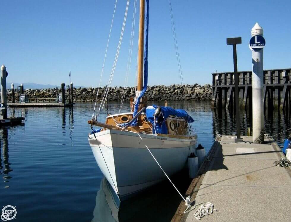 2009 Homebuilt boat for sale, model of the boat is 22 Motorsailer & Image # 3 of 40