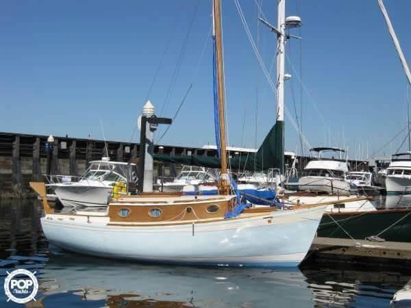 2009 Homebuilt boat for sale, model of the boat is 22 Motorsailer & Image # 2 of 40