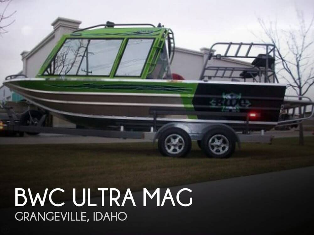 Used Boats For Sale in Idaho by owner | 2013 BWC 22