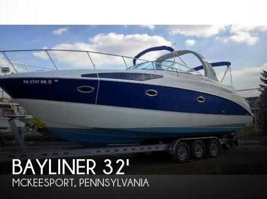 Used Boats For Sale in Youngstown, Ohio by owner | 2007 Bayliner 35