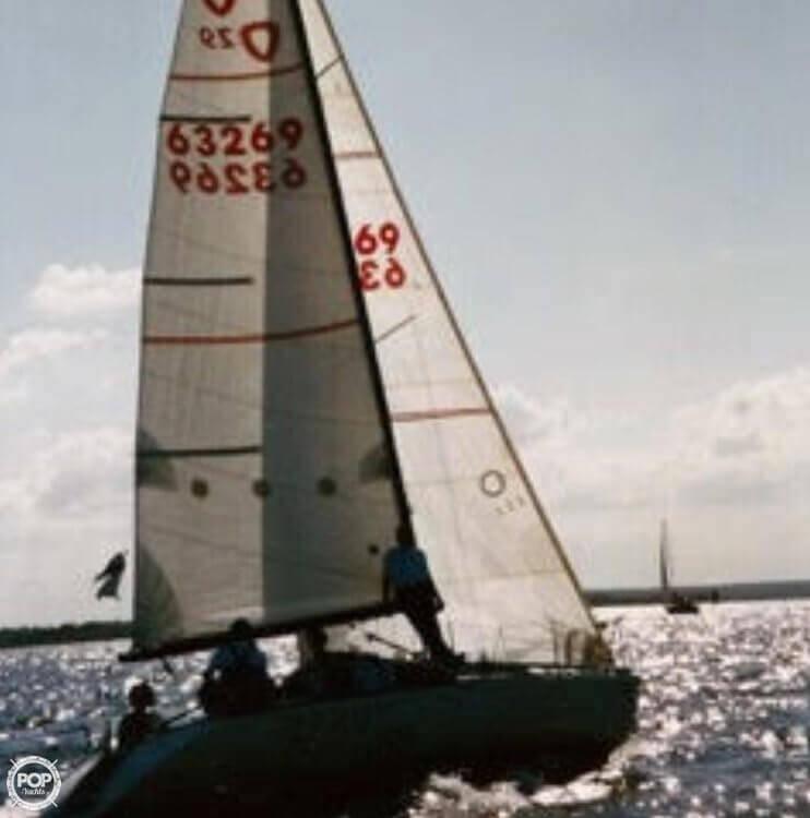1986 Pacific Boats OLSON 29 - Photo #4