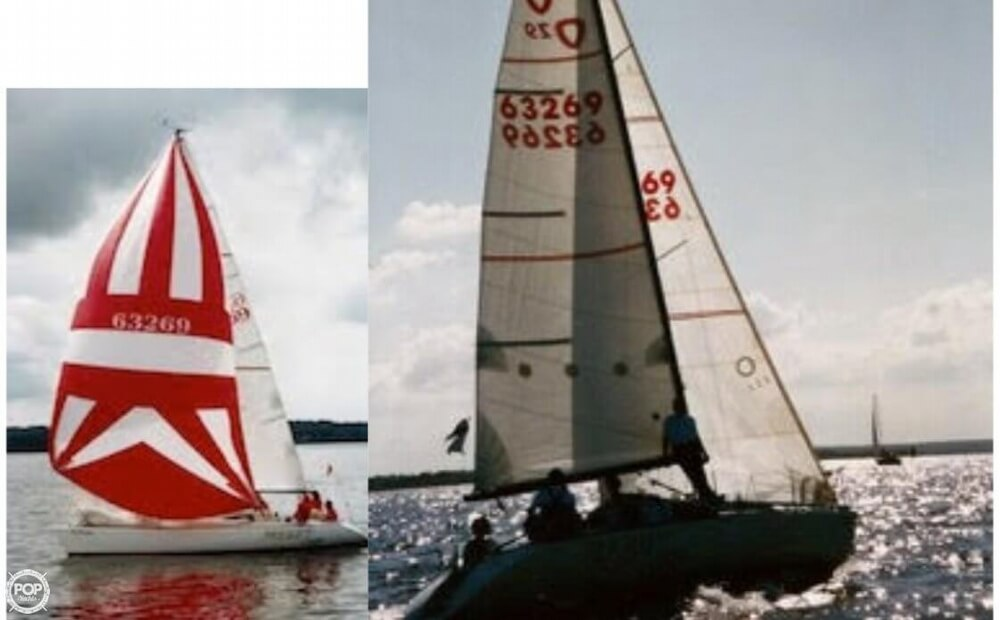 1986 Pacific Boats OLSON 29 - Photo #8
