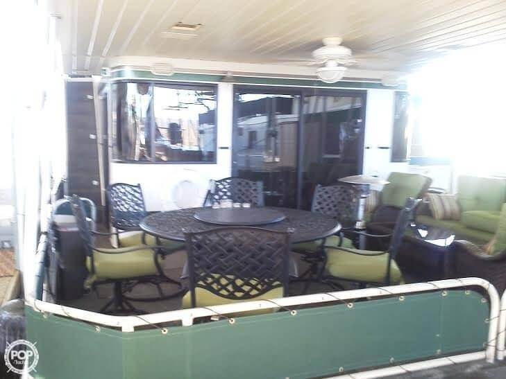 Large Forward Deck - (furniture Not Included)
