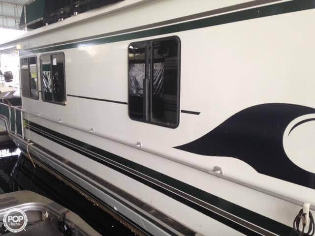 Hand Rail Full Length - Toe Rail Full Length