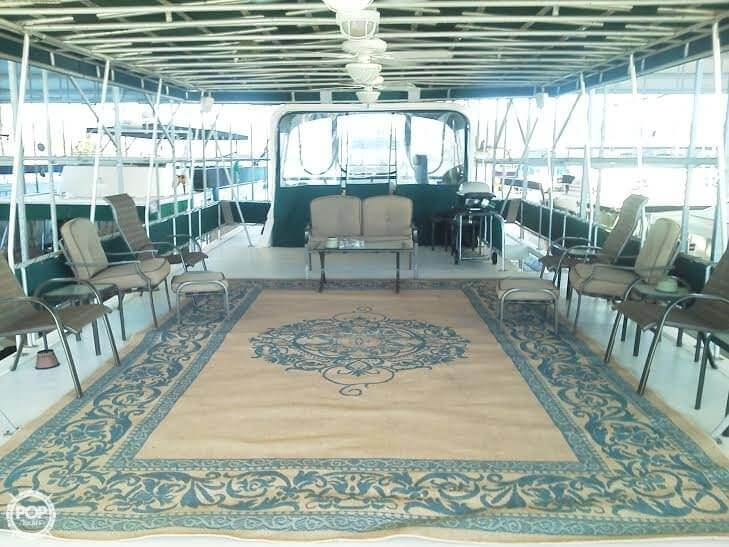 Large Covered Upper Deck - (furniture Not Included)