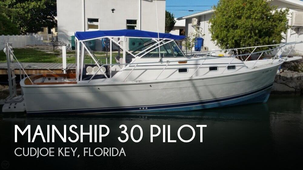 1999 MAINSHIP 30 PILOT for sale