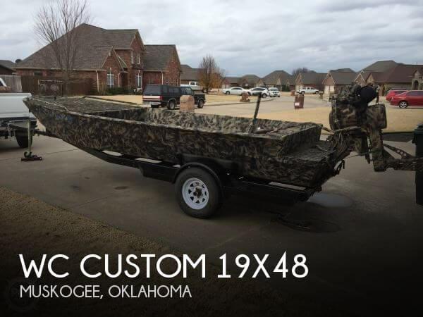 2013 WC Custom 19x48 for sale