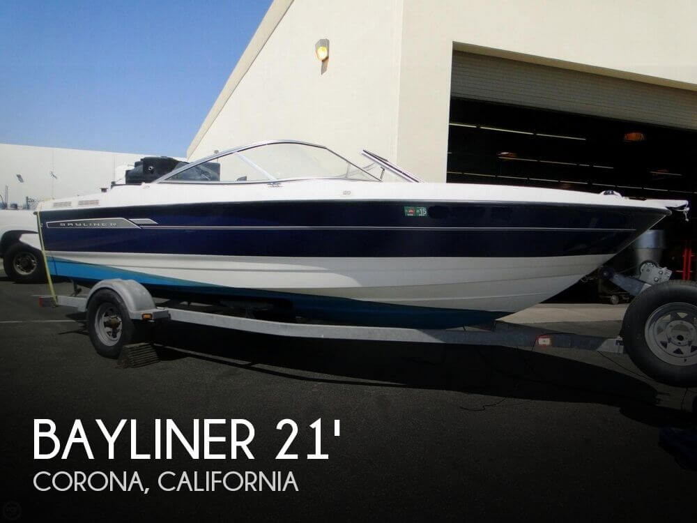 2006 Bayliner 215 Classic Runabout - Photo #1
