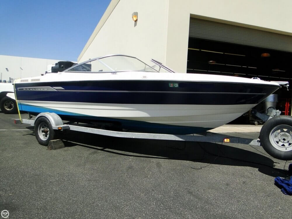 2006 Bayliner 215 Classic Runabout - Photo #28