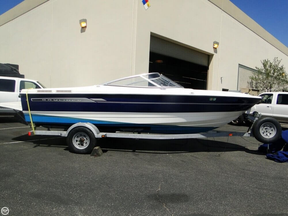2006 Bayliner 215 Classic Runabout - Photo #29