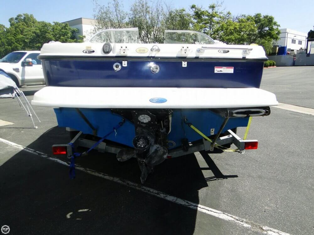 2006 Bayliner 215 Classic Runabout - Photo #37