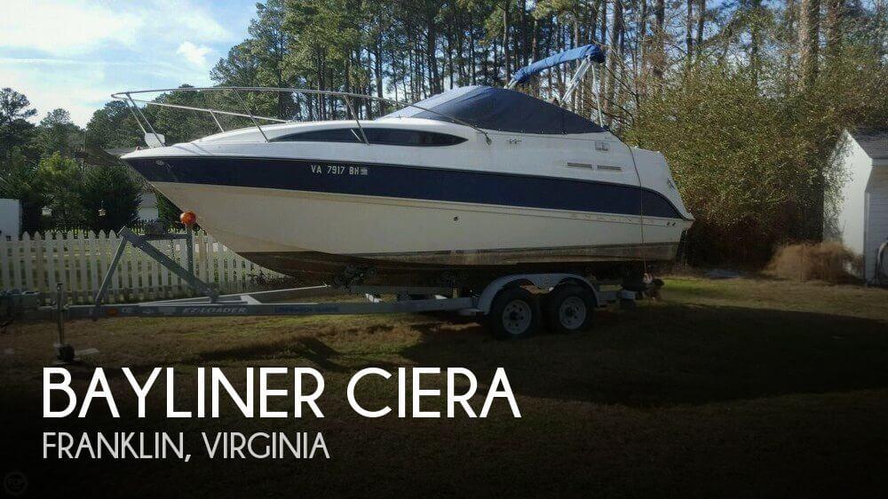 Used Bayliner Boats For Sale in Virginia by owner | 2007 Bayliner 24