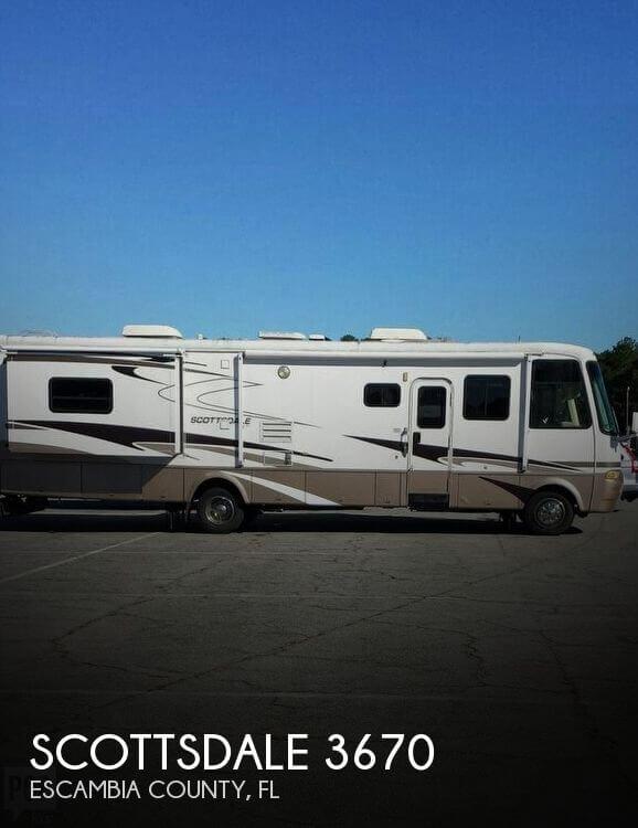 2004 Newmar Scottsdale 3670