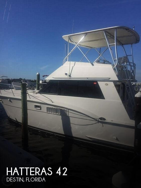 1973 Hatteras 42 for sale