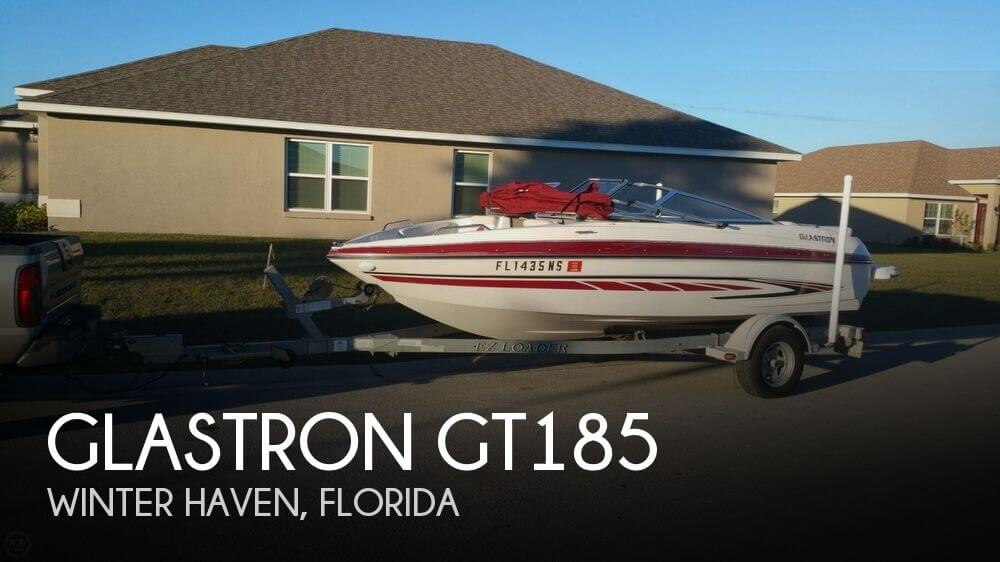 2007 Glastron GT185 - Photo #1