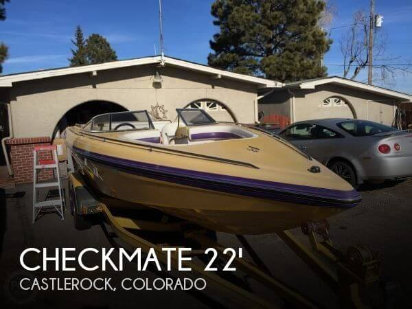2000 Checkmate 218 Persuader BR - Photo #1