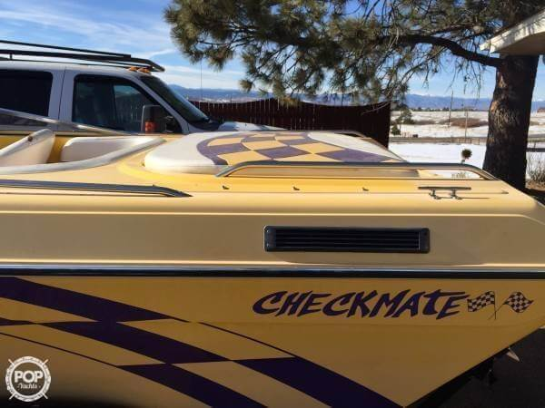 2000 Checkmate 218 Persuader BR - Photo #5