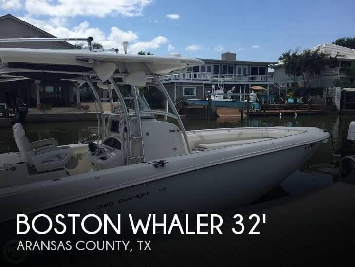 2005 Boston Whaler 320 Outrage - Photo #1