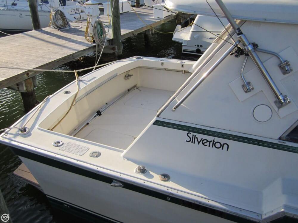 1984 Silverton 34 Convertible - Photo #22