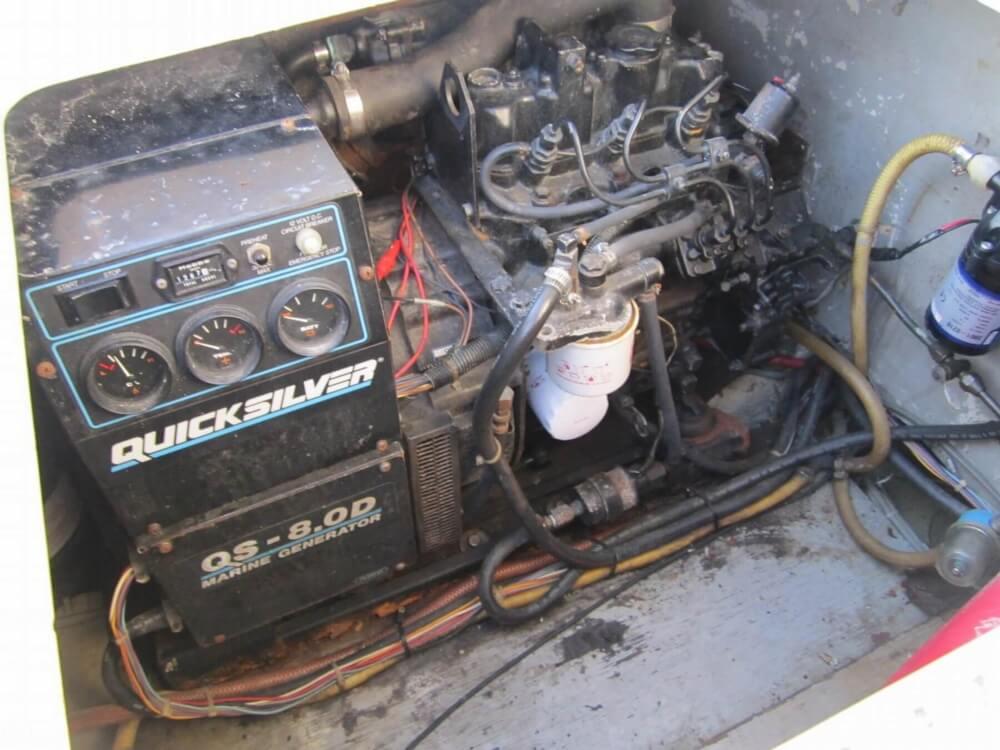 1984 Silverton 34 Convertible - Photo #34