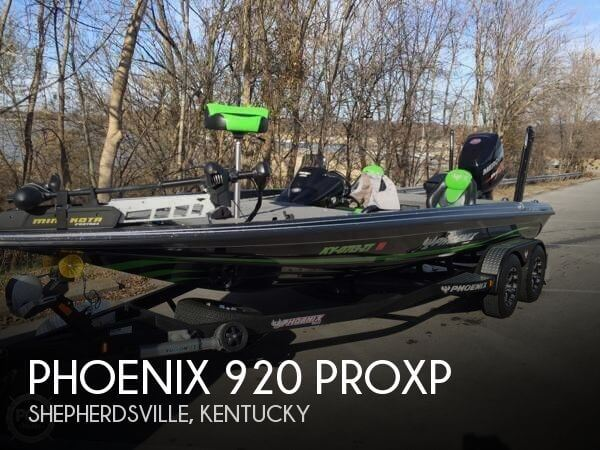 2015 PHOENIX 920 PROXP for sale