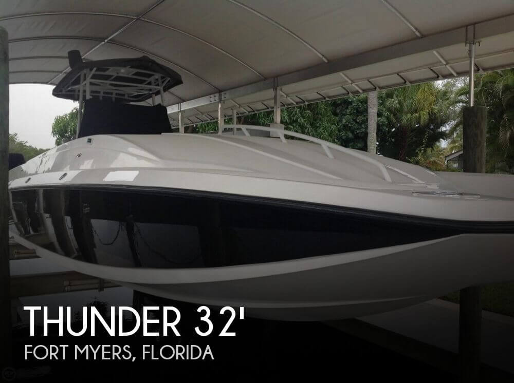 2001 Thunder Thunder Cat 32 for sale