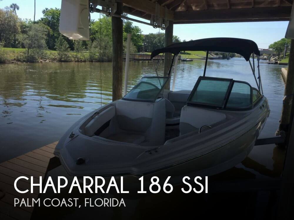 2011 Chaparral 186 SSI - Photo #1