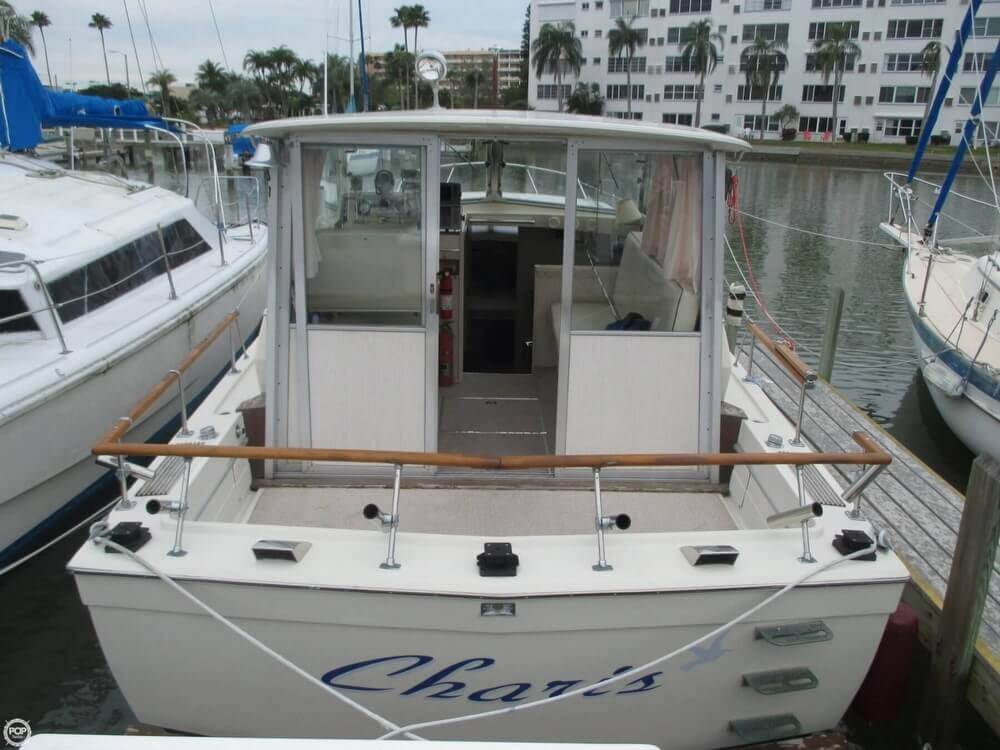 1971 Chris-Craft 31 Commander - Photo #28