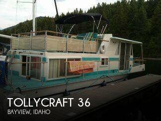 1971 Tollycraft 36 - Photo #1