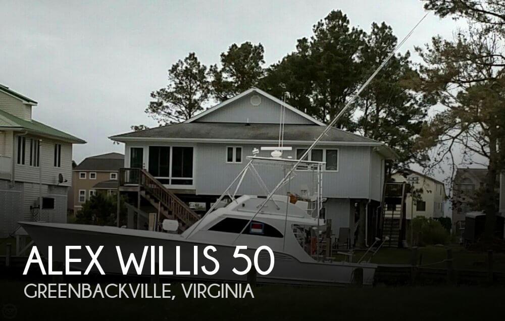 1994 Alex Willis 50 - Photo #1