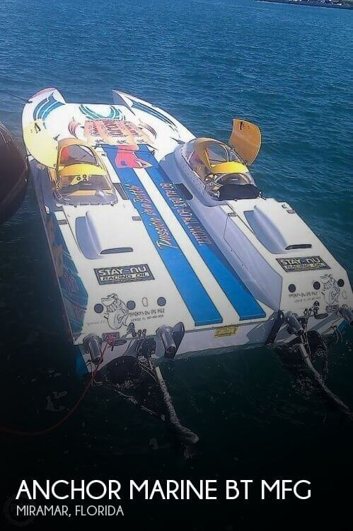 1982 Anchor Marine BT MFG 32 - Photo #1
