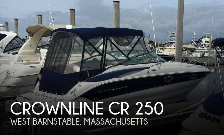 2009 Crownline CR 250 - Photo #1