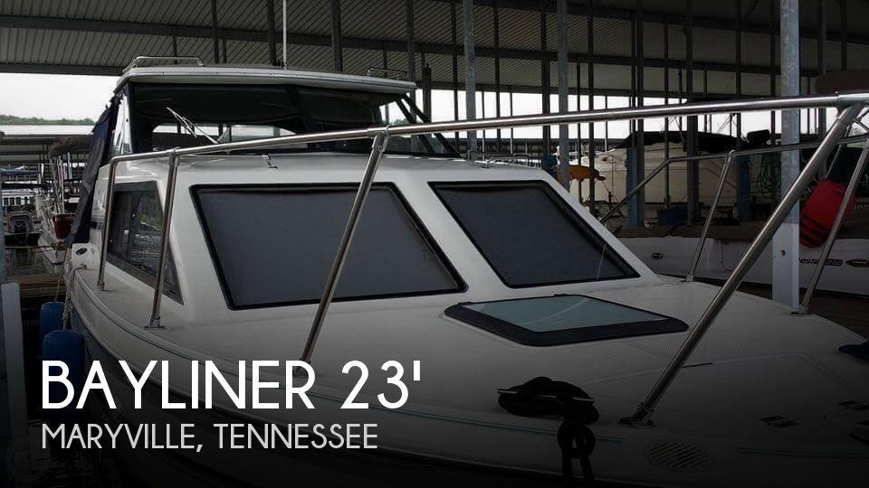 Used Bayliner 23 Boats For Sale by owner | 1998 Bayliner 23
