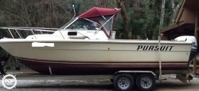 Pursuit 2200, 21', for sale - $12,500