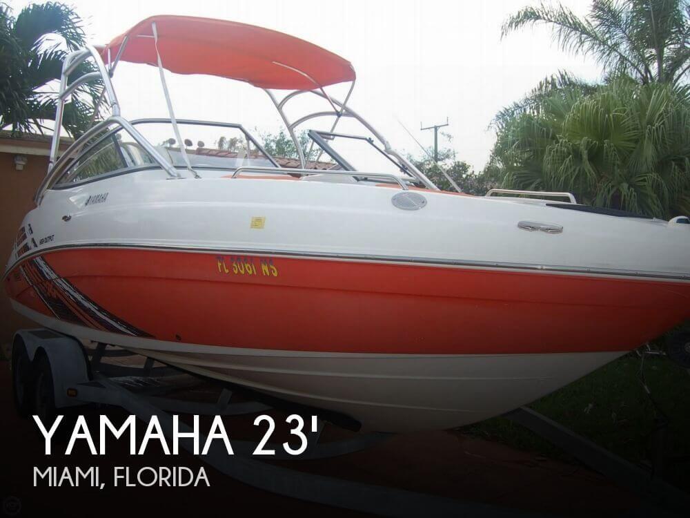2008 Yamaha 230 AR High Output - Photo #1