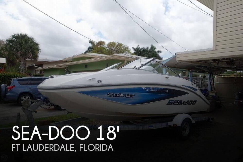 2006 Sea-Doo Challenger 180 CS - Photo #1