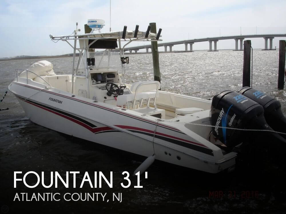 1994 Fountain Sportfish 31 TE - Photo #1